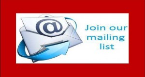 Join our email list1